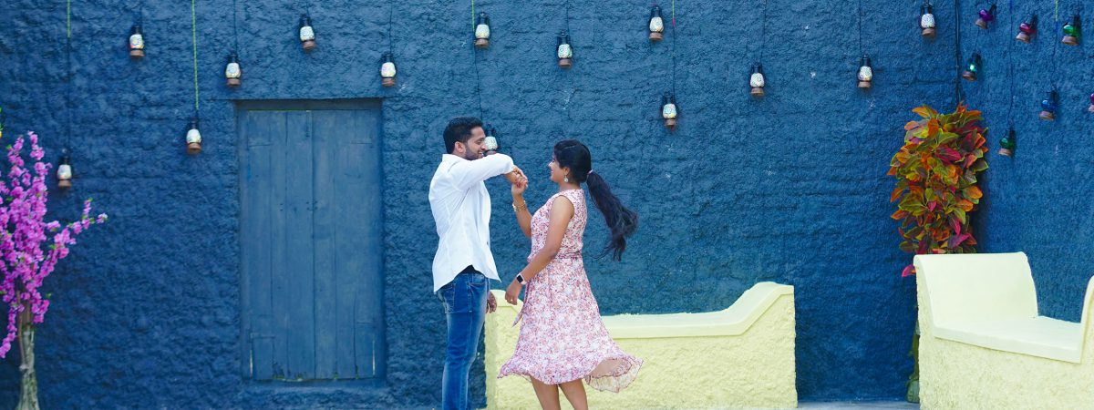 Post Wedding Shoot Locations In Hyderabad